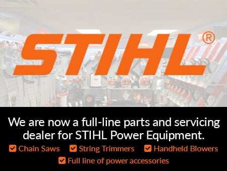 H.G. Violet is a full-line STIHL Power Equipment Dealer